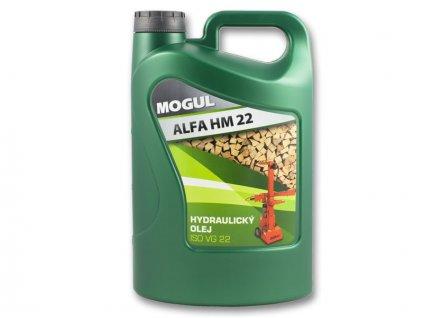 mogul alfa hm22 hydraulicky olej zahradna technika