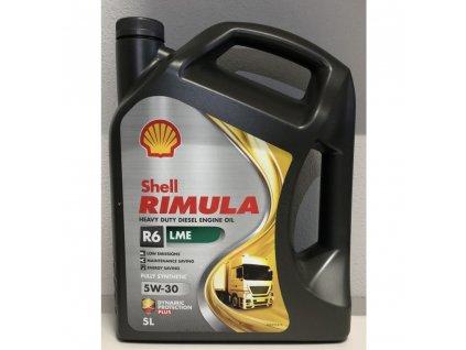 Shell rimula lme 5w30 5l