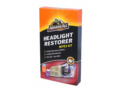 Armor All Headlight Restorer súprava na obnovu svetlometov