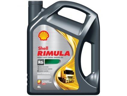 Shell rimula R6lm 10w40 5l