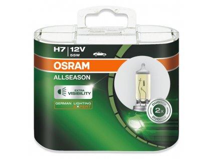OSRAM ALLSEASON 64210ALL H7 12V 55W – box 2ks