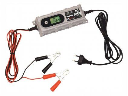 Mikroprocesorová automatická nabíjačka batérií 3,8Amp 6/12V, PB/GEL