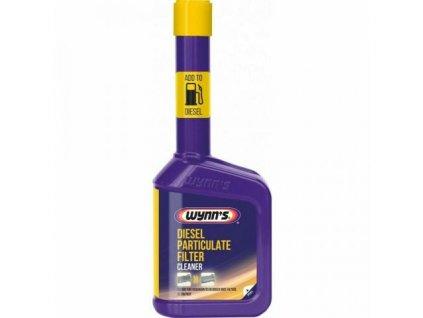 WYNN´S DIESEL PARTICULATE FILTER CLEANER 325ml Čistič filtra pevných častíc DPF 325ml