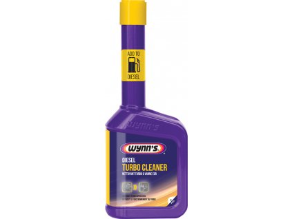 WYNNS DIESEL TURBO CLEANER 325ml Čistič turbodúchadla 325ml