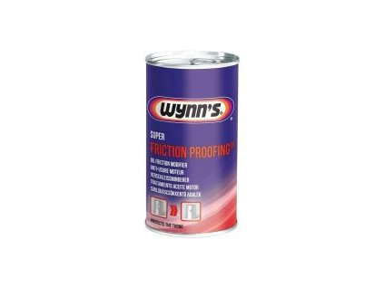 WYNNS SUPER FRICTION PROOFING 325ml Modifikátor trenia oleja 325ml