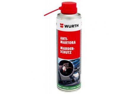 Wurth ochranný sprej proti kunám 250 ml