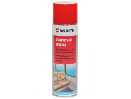 Wurth čistič Graffiti EX špeciál 500 ml