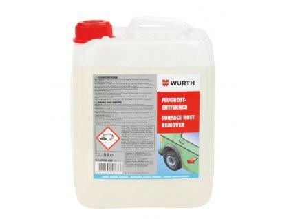 Wurth odstraňovač vzdušnej korózie 5L