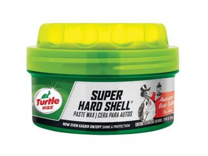Turtle Wax Super Hard Shell Paste Wax 397g + aplikátor