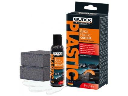 17015 Quixx Black Plastic Colour