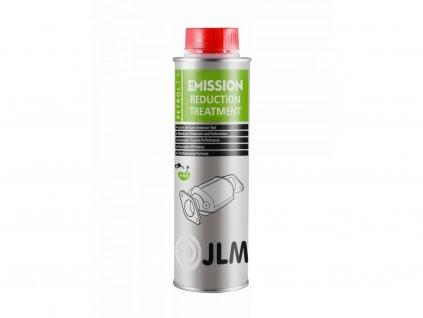 JLM emission reduction treatment petrol aditivum na znizenie emisii