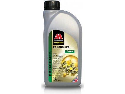 Millers Oils EE LongLife 5W 40 1L