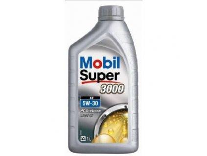 758 mobil super 3000 xe 5w 30 1l