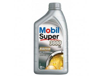 770 mobil super 3000 x1 5w 40 1l
