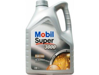 MOBIL SUPER 3000 X1 5W-40  5L