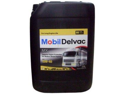 818 mobil delvac mx 15w 40 20l
