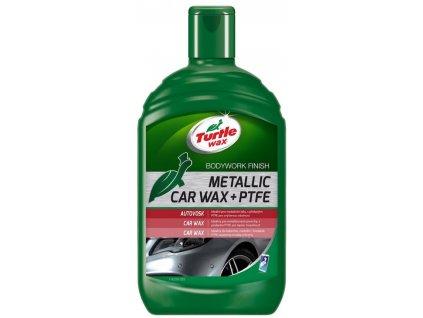 8654 turtle wax metallic wax s obsahom ptfe autovosk 500ml