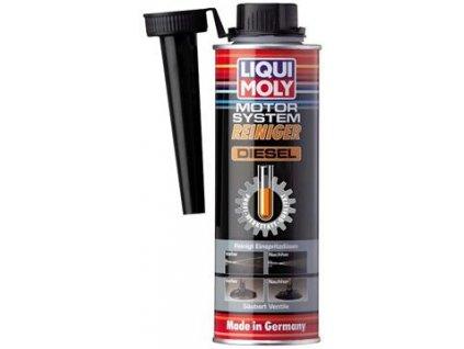 Liqui Moly 5128 Motor System Reniger - Čistič diesel systému 300ml