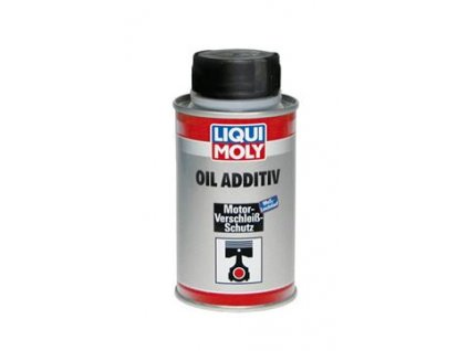 Liqui Moly 1011 Oil Aditiv - Ochrana pred opotrebením 125ml