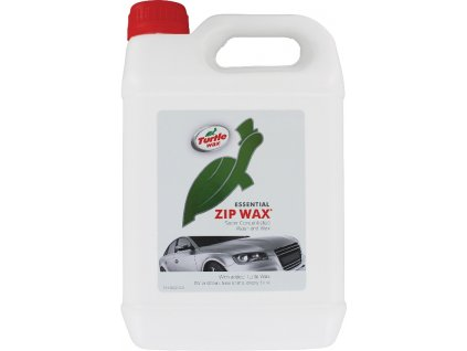 8777 turtle wax essential zip wax autosampon s voskom 2 5 l