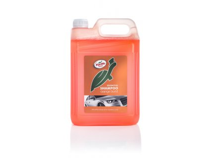 8786 turtle wax essential orange burst shampoo autosampon 5l