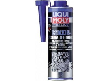 Liqui Moly 5153 Pro-Line - Čistič benzinových systémov 500ml