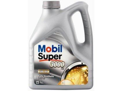965 mobil super 3000 x1 5w 40 4l