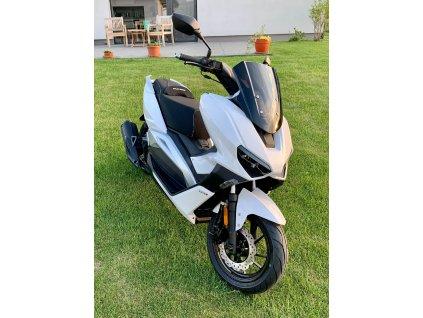 EASYMAX 125i EURO 5 červená