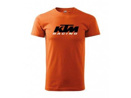 oranzove tričko ktm