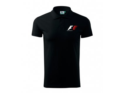 polokošela F1 čierna