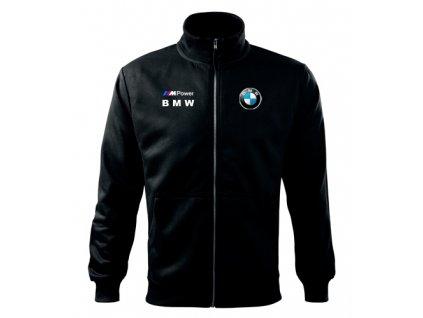 čierna mikina BMW