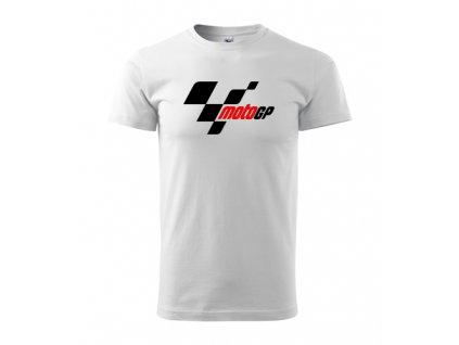 biele tričko motoGP