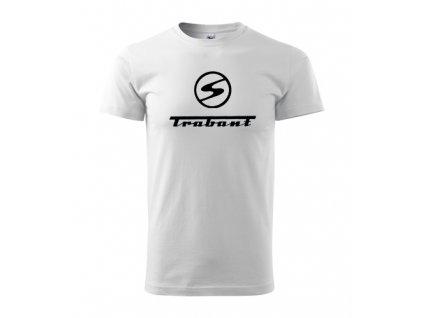 biele tričko trabant