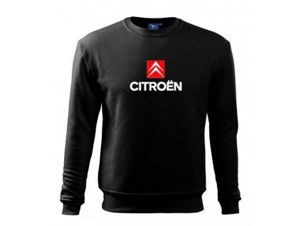 Mikina classic Citroen