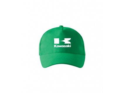 zelena kawasaki 2