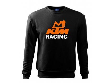 cierna mikina KTM 2