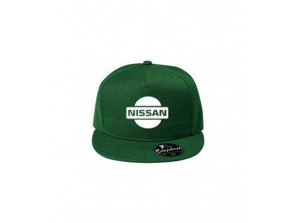 zelena nissan