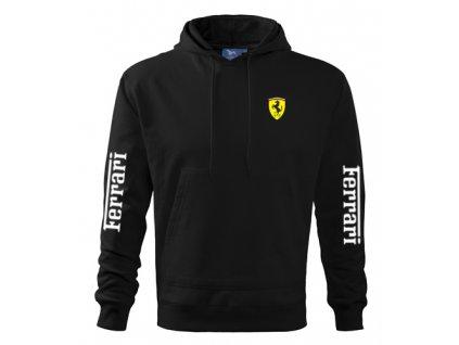 Mikina s kapucňou Ferrari 2