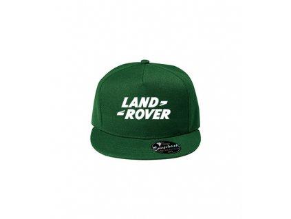 zelena land rovwer