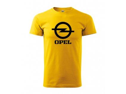 Tričko Opel