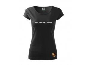 Dámske tričko Porsche 2