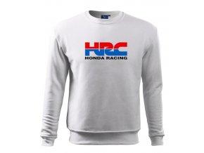 biela mikina HRC