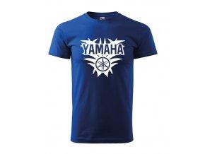 modre tricko yamaha