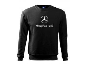 Mikina classic Mercedes