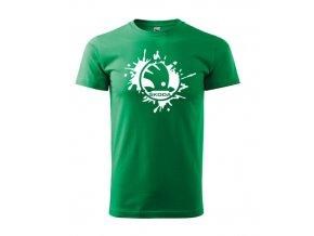 zelene flak