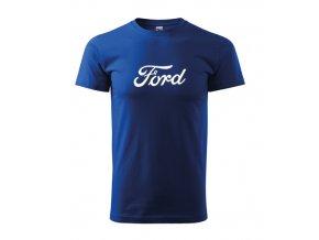 modré tričko ford 2