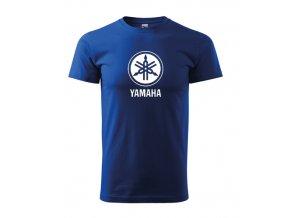 modré tričko yamaha