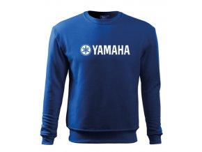 modrá mikina yamaha 3