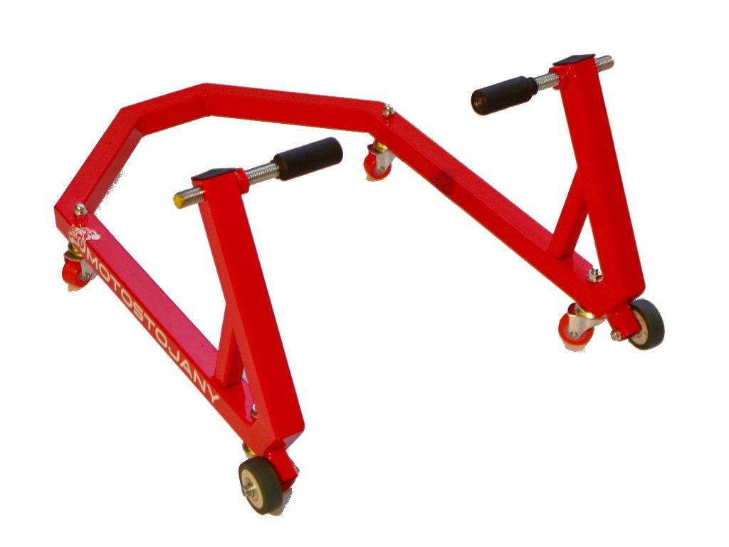 Motostojan Red Style
