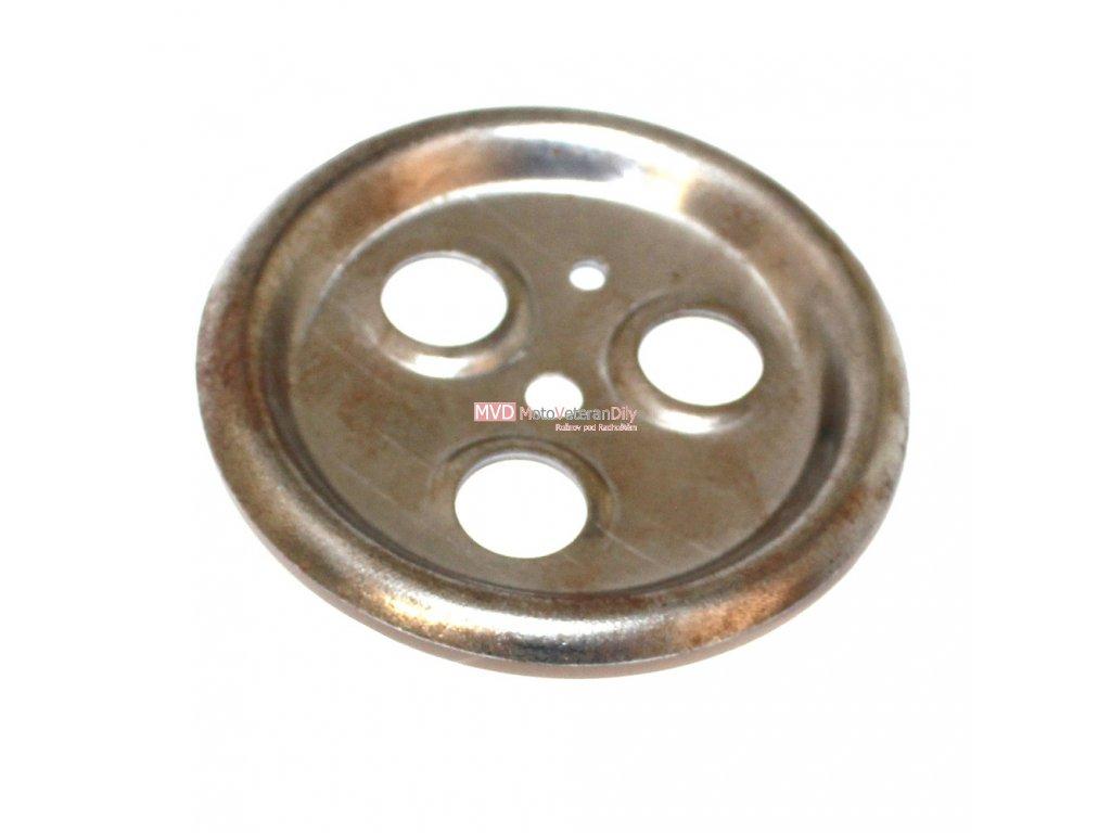 Přítlačný talíř spojky Jawa 175/356 a 125/355 - plechový